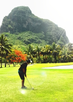 Golf du Paradis, Mauritius