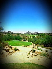 Troon North Pinnacle, USA